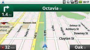 Google Maps Navigation