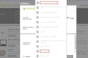 Aplikaci Wireless Tether si v USA nenainstalujete