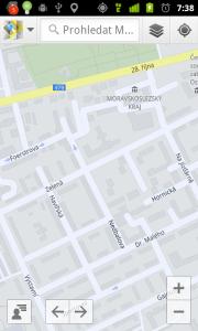 Mapy Google výtečně nahradí klasickou papírovou mapu a usnadní vám orientaci v prostoru