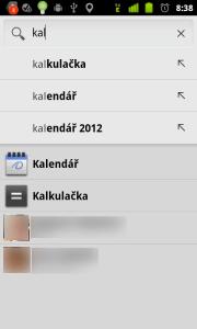 Vyhledávání Google dovoluje vyhledávat nejen na Internetu