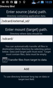 DirectoryBind