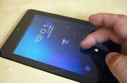 Teblet Nexus 7 recenze