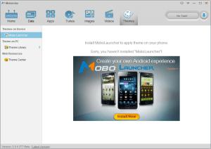 Mobo Launcher můžete nainstalovat přímo z aplikace