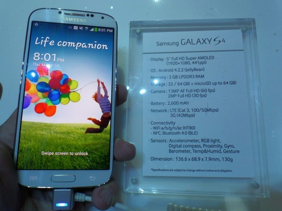 Srovnání: Samsung Galaxy S4, HTC One, Sony Xperia Z   hry