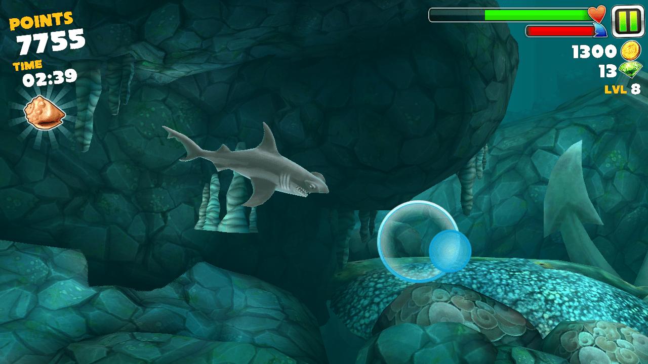 """Hungry shark evolution – """"ryba je žrádlo, ne kámoš"""""""