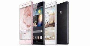 Huawei Aspend P6 3