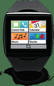 Qualcomm představil konkurenta pro Samsung Galaxy Gear – chytré hodinky  Qualcomm_toq_black-189x300