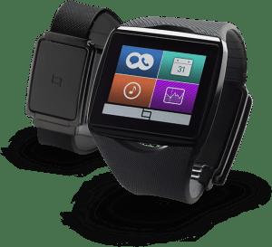 Qualcomm představil konkurenta pro Samsung Galaxy Gear – chytré hodinky  Qualcomm_toq_black_battery-300x273