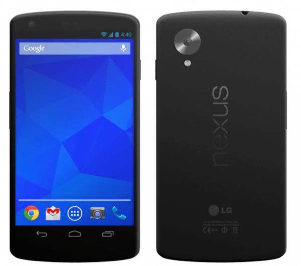 Telefon Nexus 5 se blíží – souhrn informací o králi s Androidem 4.4 KitKat Nexus-5-render2