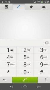 Android 4.3 na Sony Xperia SP