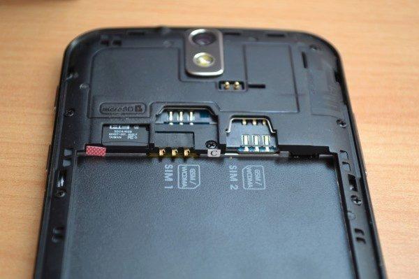 Zopo ZP998 nabídne slot pro kartu MicroSD i druhou SIM
