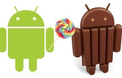 android 5.0 lollipop hlavni