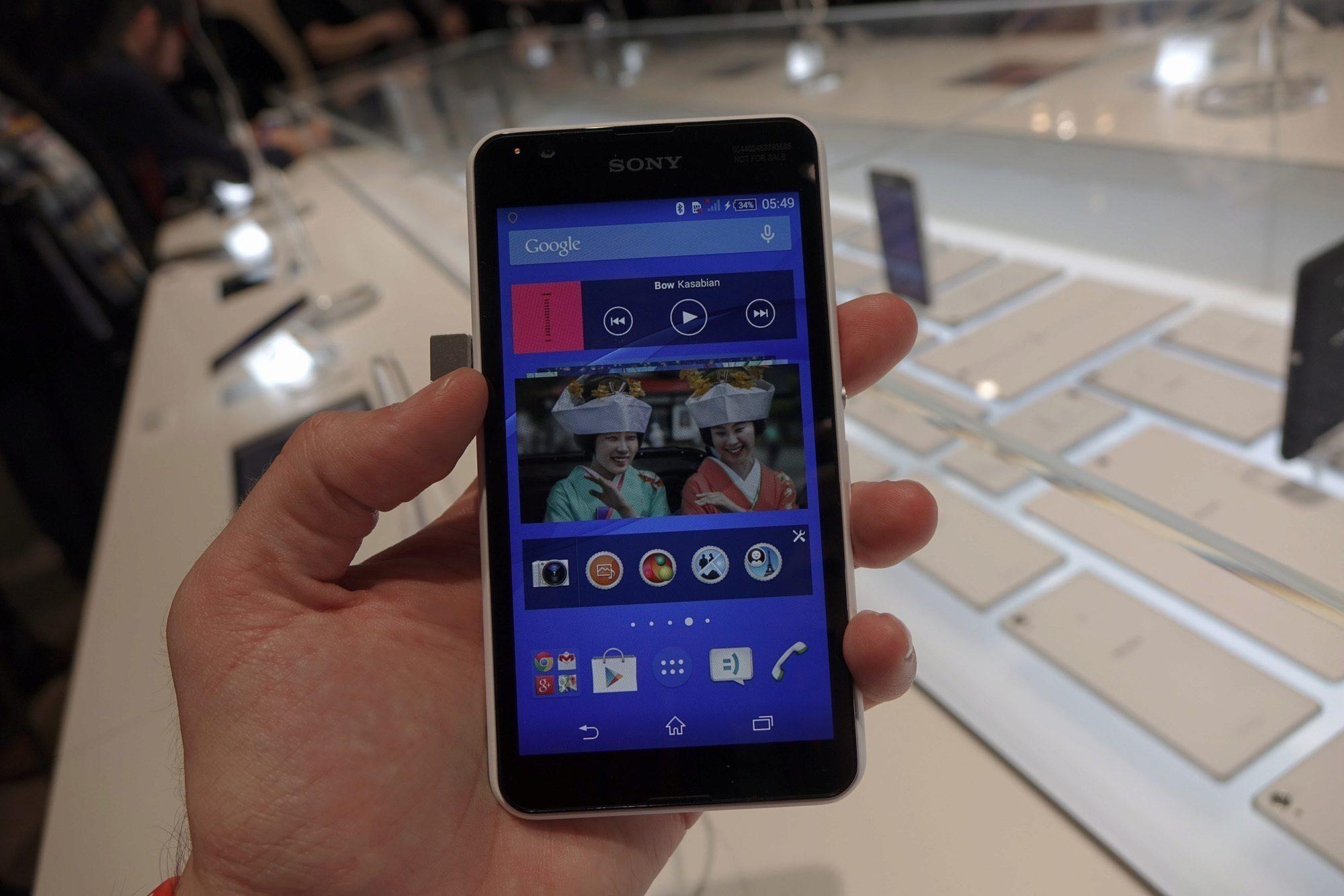 Sony xperia e4g – levný telefon s rychlým lte (první pohled)