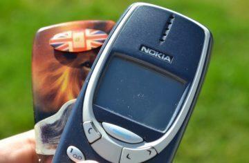 Nokia 3310 -  náhledový obrázek