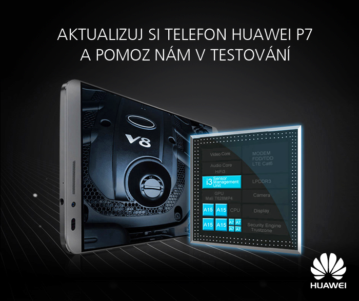 Android 5.1 Huawei P7