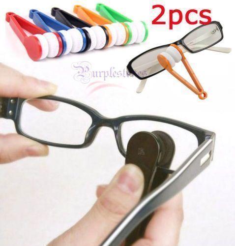 zboží z číny - čistič brýlí
