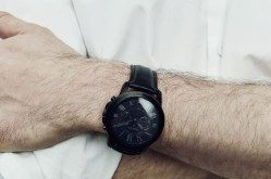 fossil hodinky bez displeje