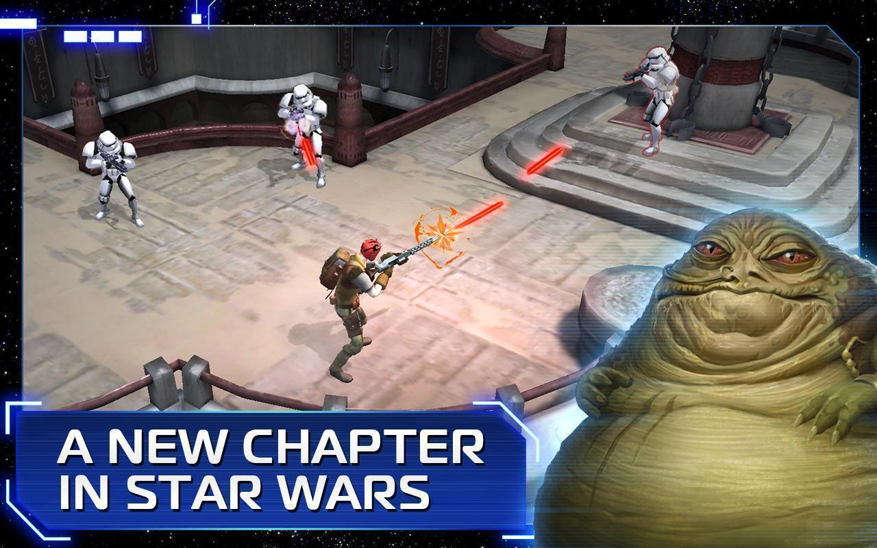 [Review] Star Wars: Uprising – Wait, No Lightsabers?