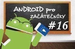 Android pro zac-a-tec-ni-ky GPS navigace