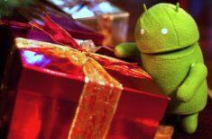 android vánoční nadílka slev