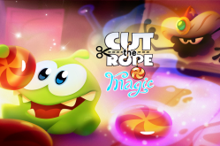 cut the rope magic hlavni