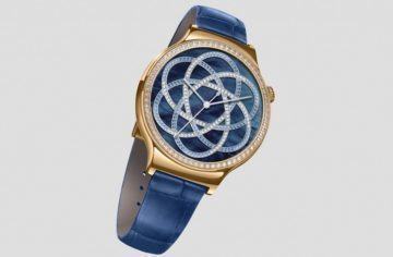 b22d2251fbe Společnost Huawei již při prvním představení svých chytrých hodinek Huawei  Watch deklarovala