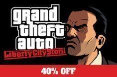 Grand Theft Auto – Liberty City Stories – náhleďák