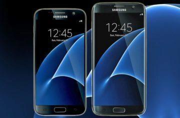 Tapety z chystaného Samsungu Galaxy S7 Edge ke stažení