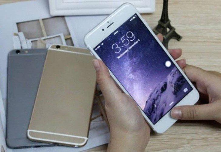 goophone i6 plus fake iphone