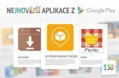 Nejnovější aplikace z google play