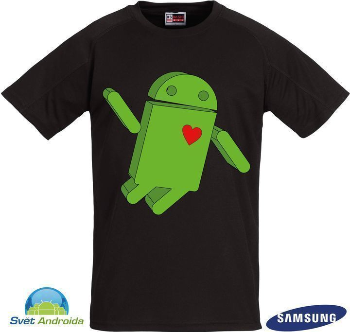 Android 3D love (Honzik Kritofk)