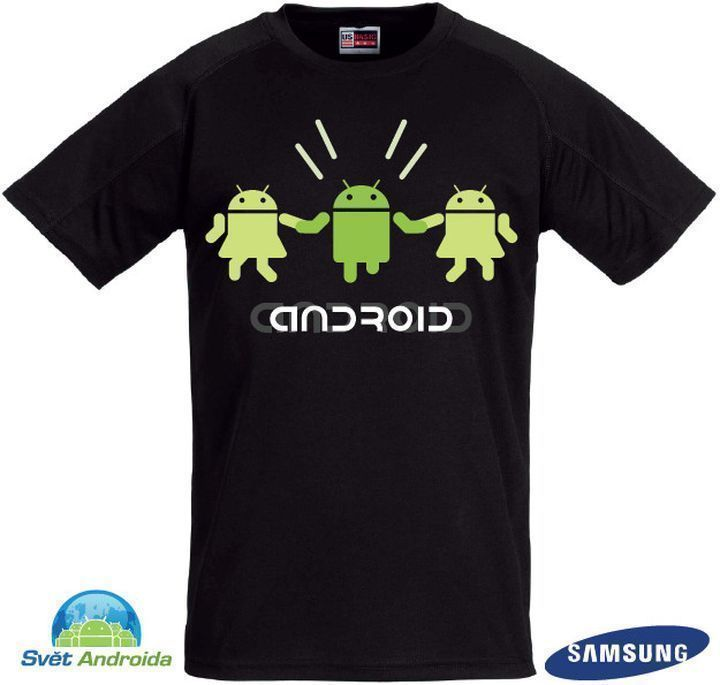 Android dancing (Martin ihk)