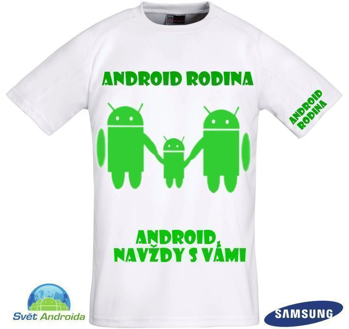Android rodina (David Korbel)