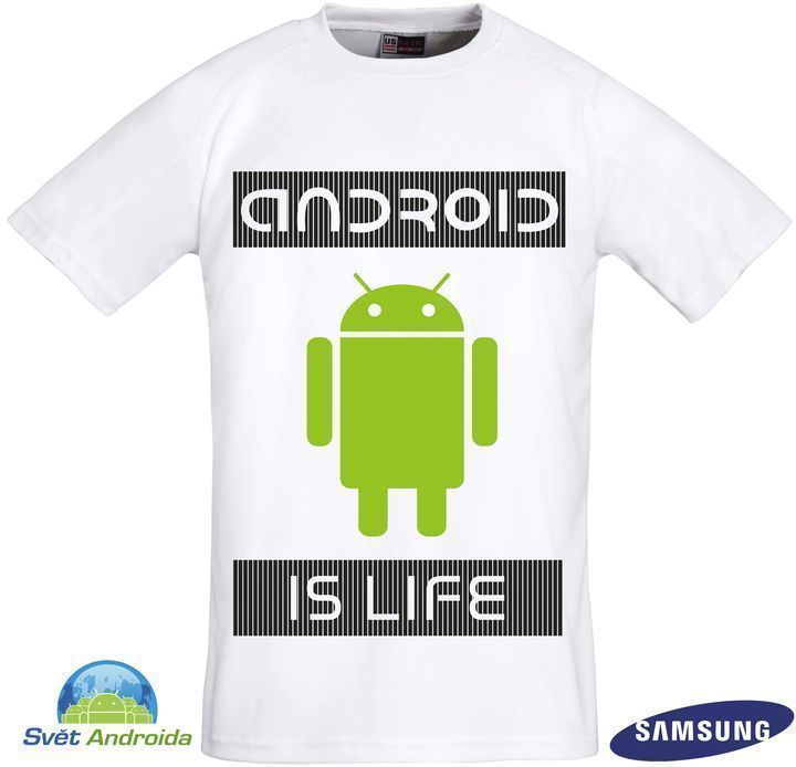 Android is LIFE (Luk Sitta)