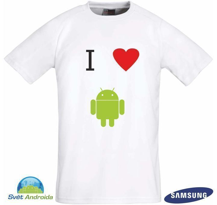 I love Android (Roman Admek)