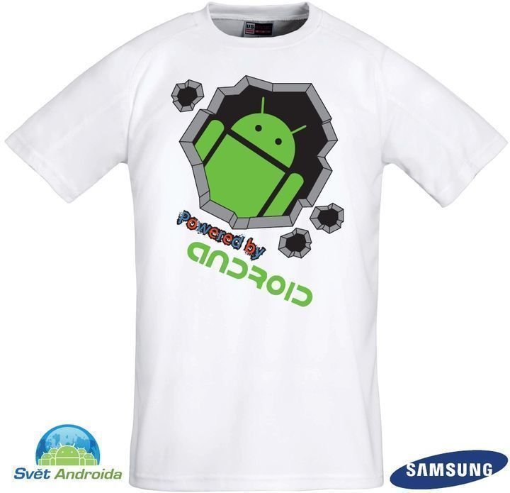 Powered by Android (Rostislav Pokorn)