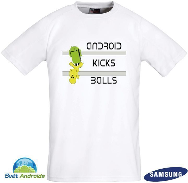 Android Kicks Balls (Jindich Martnek)