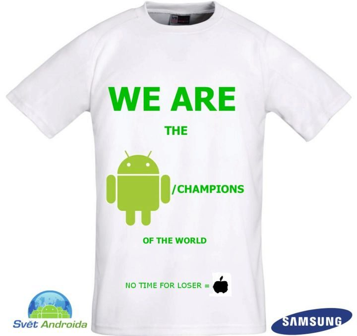 We are the champions (Ondej imeek)