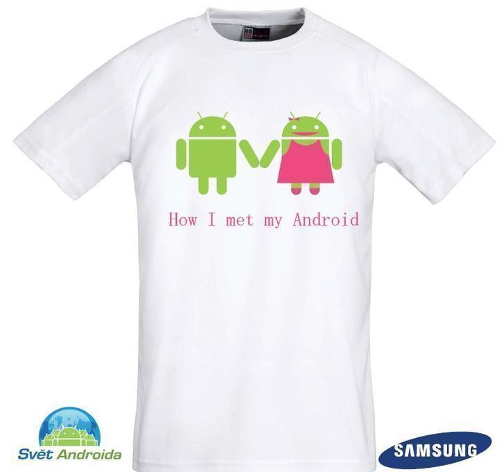 How I met my Android(Petra Kantorov)