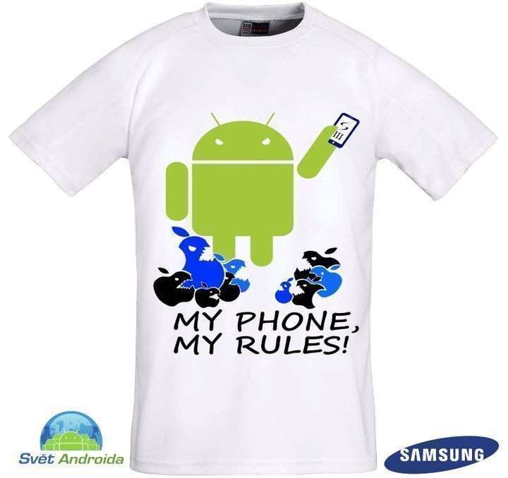 My phone, my rules! (Tomas Xeron)
