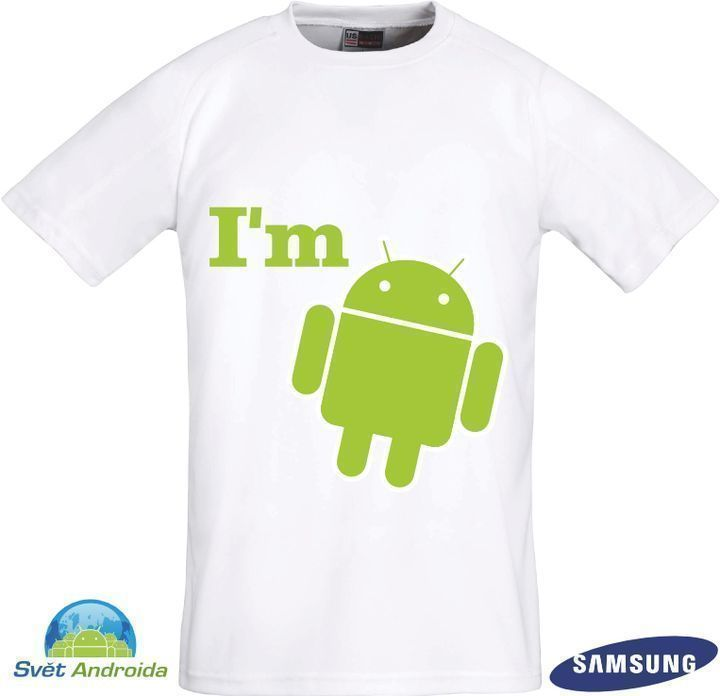 I am ANDROID (tefan Uram)
