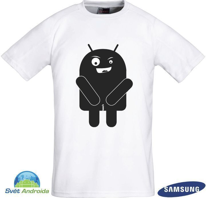 Android doke pekvapit (Luk Kraft)