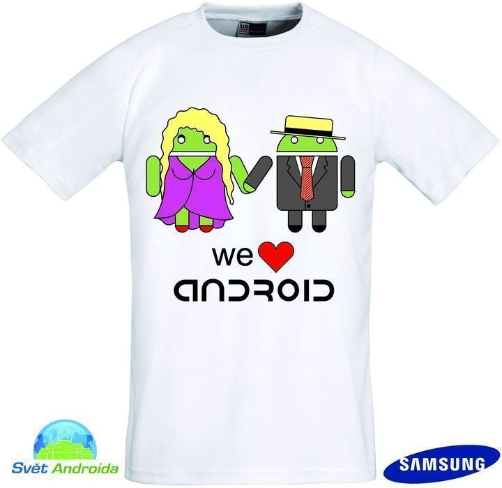 We love Android(Krop Pavel)
