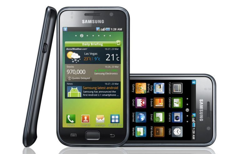 Samsung Galaxy S I9000 nahledovy