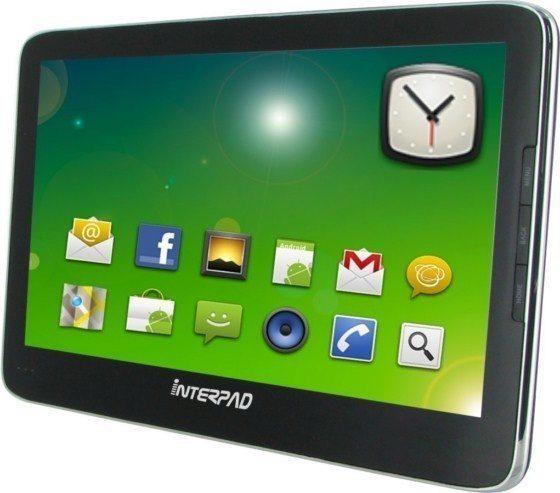 interpad tablet