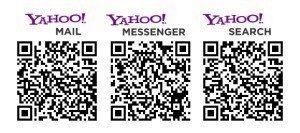 Yahoo! Apps QR