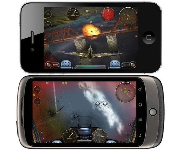 android iphone multiplayer