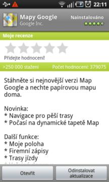 google maps 4.5.1
