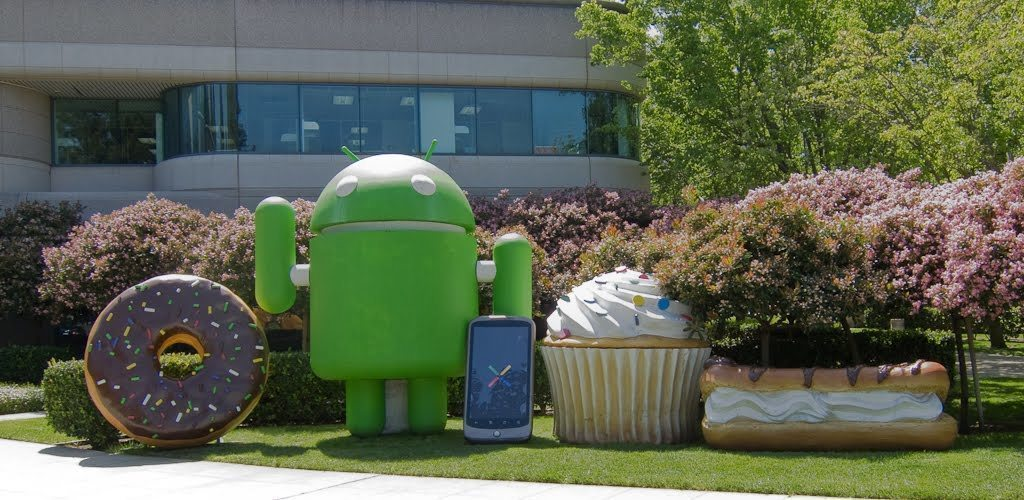 Android Sweetness
