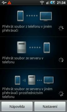 Aplikace All Share